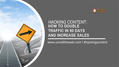 Webinar: Hacking Content…